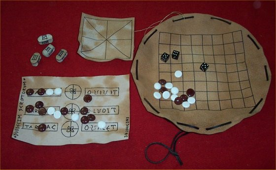 tali 4 sided dice game